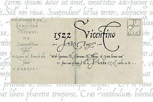 1522 Vicentino Pro OTF