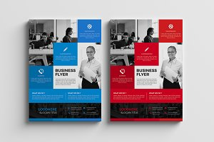 Corporate Flyer Template 07