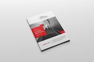 Corporate Bi-Fold Brochure 01
