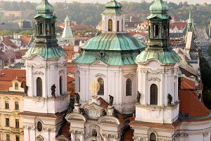 Church of St. Nicholas in Prague
