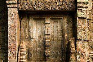 Ancient Blind Door