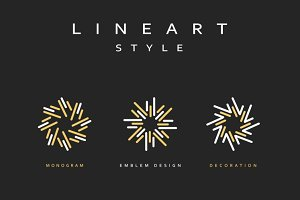 Emblem design.