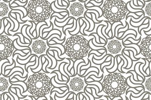 Background flower pattern