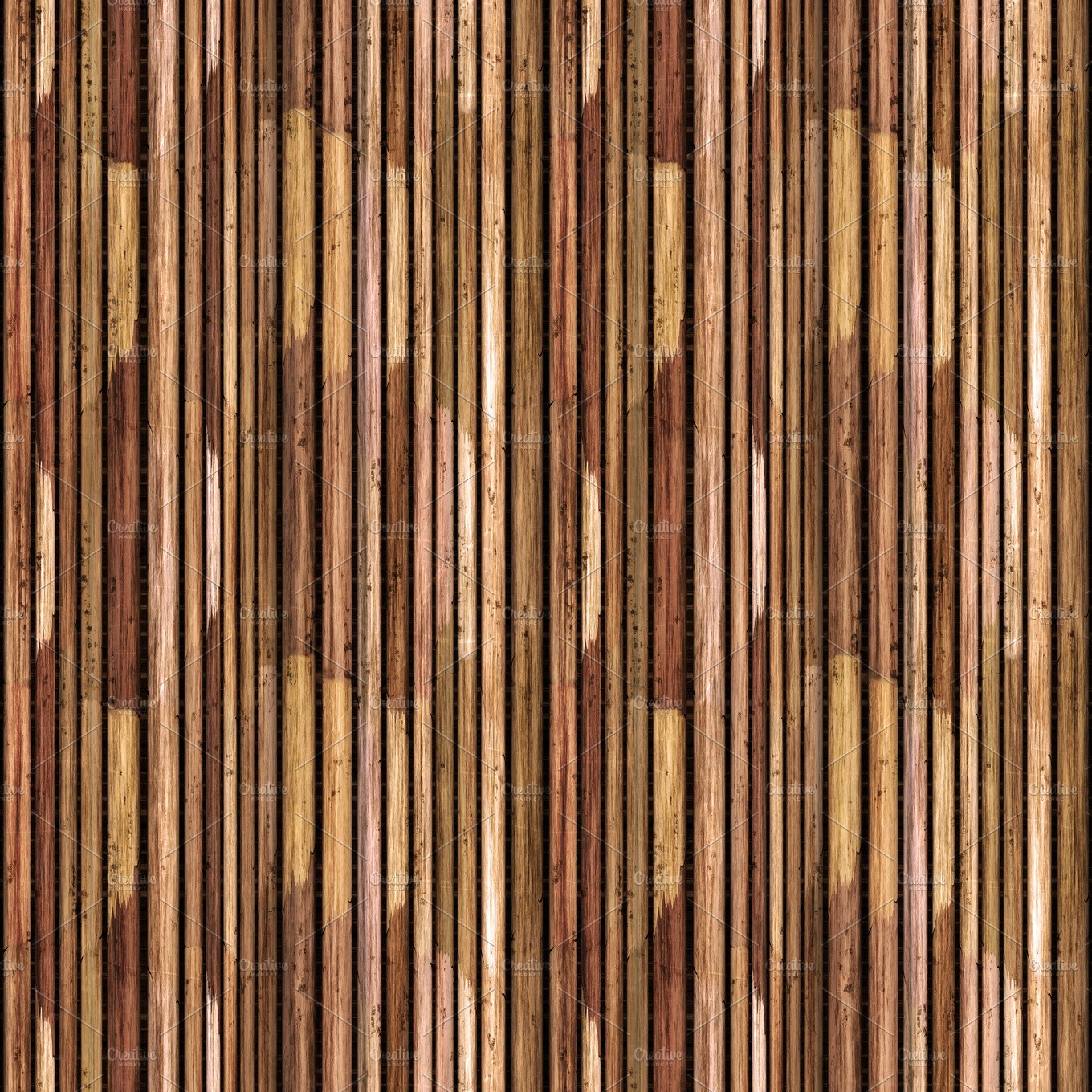 Seamless Bamboo Texture Nature Photos Creative Market