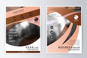 design annual report business