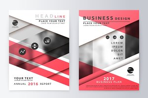 Business brochure.