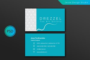 Modern Business Card Template Vol-03