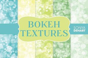 Bokeh Texture Pack High Res Papers