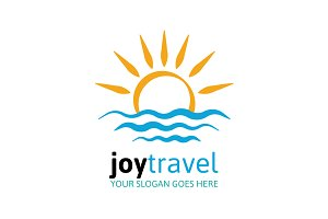 Joy Travel Logo