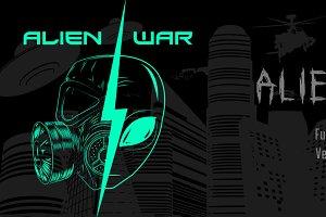 Alien War
