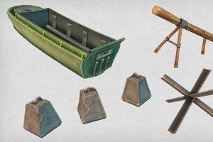 Bech Defense Pack