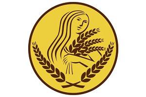 Demeter Harvest Wheat Grain