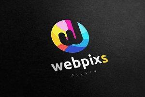 Web Pixel logo