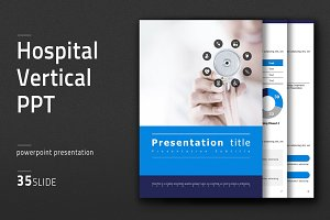 Hospital Vertical PPT