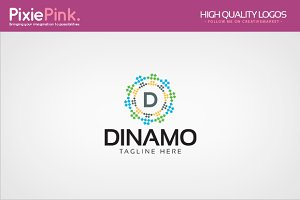 Dinamo Logo Template