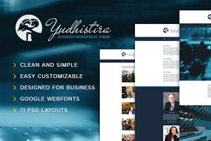 Yudhistira - Multi-Purpose PSD Theme