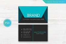 Modern Business Card Template Vol-05