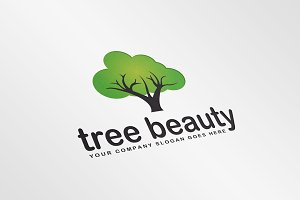 Colorful Tree Logo Temlate