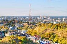 Vozdvizhenka district Kiev, Ukraine
