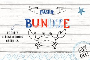 Marine Bundle 65% OFF