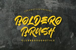Boldero Brush