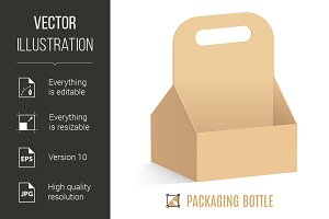 Packaging for bottles