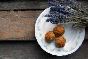 poppy seed truffles