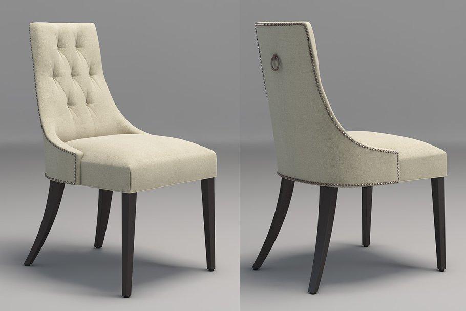 Stupendous Baker Ritz Dining Chair Furniture Models Creative Market Evergreenethics Interior Chair Design Evergreenethicsorg