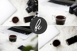 Cozy Studio Stock Photos Bundle