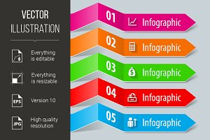 Infographic paper