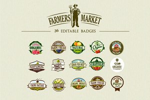 36 Organic Food Labels and Badges