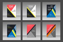 Brochure design template Vol.5