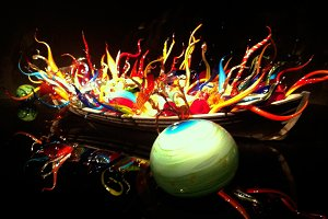 Murano Glass - Chihuly