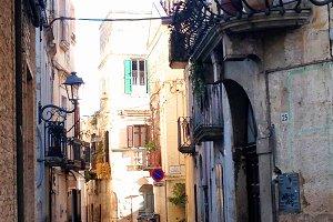Italian Street - Rome