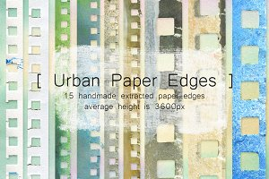 Urban Paper Edges