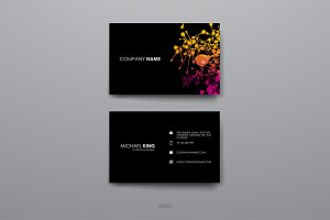 Amazing Business Cards Templates