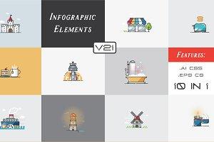 Infographic Elements (v21)