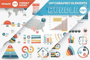 Infographic Elements Bundle