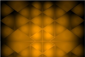 Abstract background triangle neon