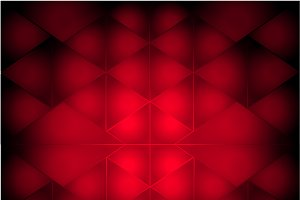 Abstract background vector red