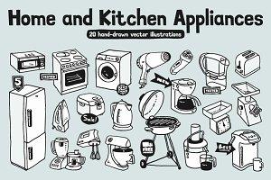 Home & Kitchen Appliances. 20 Images