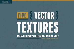 Texture Pack No.1 - Vector