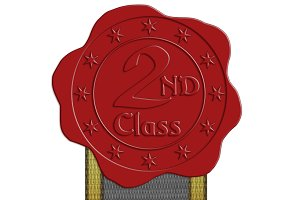 JPG HQ Sec. Class Wax Seal + Ribbon