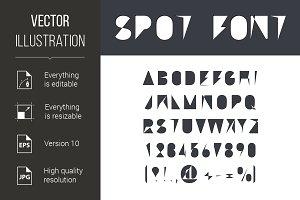Spot Font Set