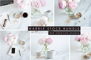 Marble Styled Stock Bundle