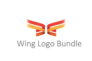 5 Wings Logo Bundle