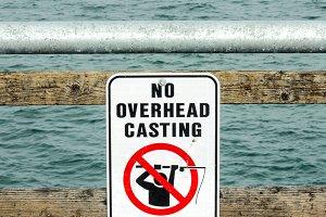 No Overhead Casting