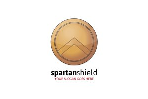 Spartan Shield Logo