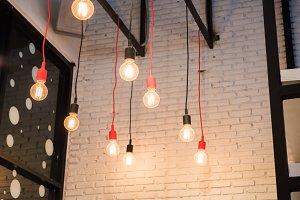 Vintage interior lighting lamp