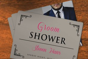 Groom Shower 1